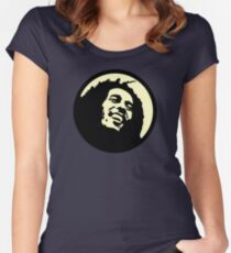 Marly Reggae Women's Fitted Scoop T-Shirt