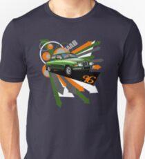 Saab 96  'Explosion' illustration Unisex T-Shirt