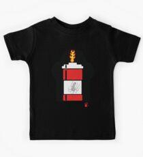 HP Love Sauce - RED Kids Tee