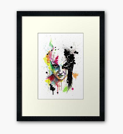 Kristen Framed Print