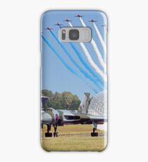 The Red Arrows Salute The Vulcan Samsung Galaxy Case/Skin