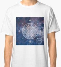 Sacred Geometry Universe IV Classic T-Shirt