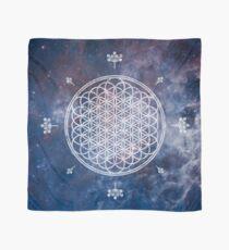 Sacred Geometry Universe IV Scarf