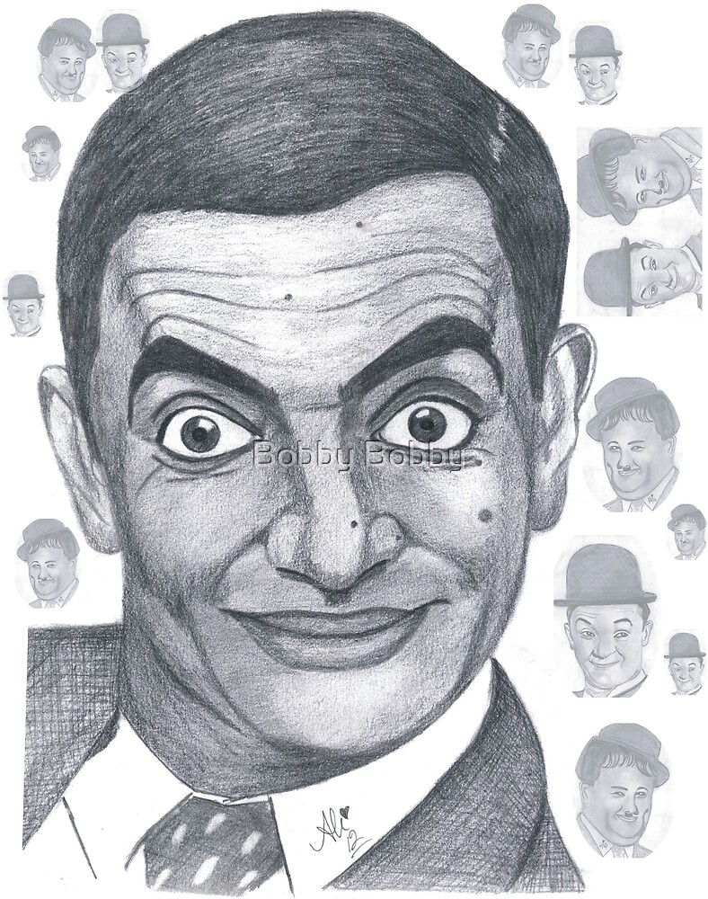 Mr. Bean by Bobby Dar