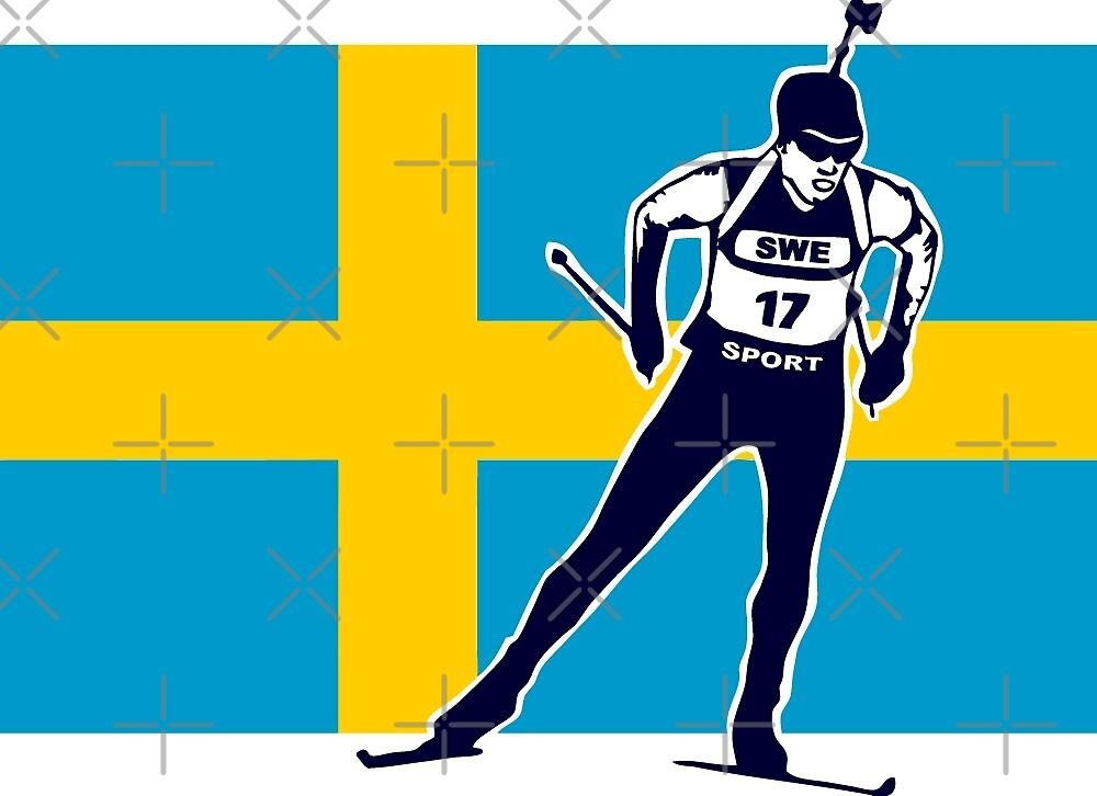 Sweden Biathlon  by Port-Stevens