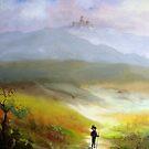 alone.. by Almeida Coval