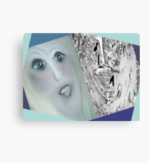 Looks can be deceiving Canvas Print