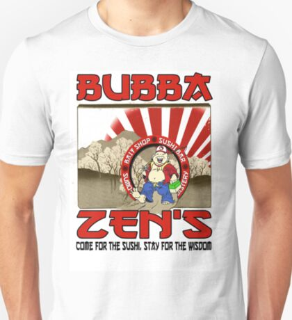 "Bubba Zen ""Walking the Path""  T-Shirt"