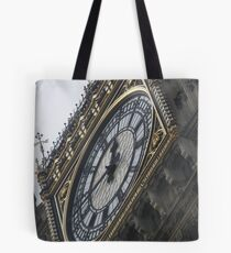 The face of Big Ben  Tote Bag