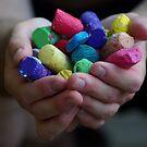 a handful of color by Renee Eppler