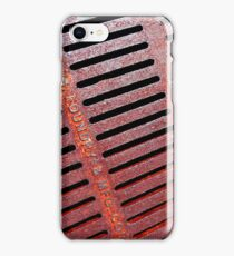 Iron & Rust iPhone Case/Skin