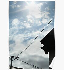 Sun in the Sky Poster