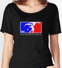 Major League Hunting Women's Relaxed Fit T-Shirt