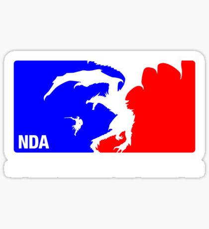 Major League Hunting Sticker