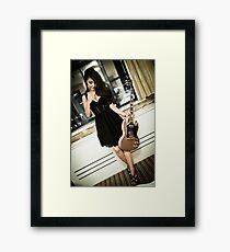 Desiree' Bassett Framed Print
