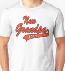 New Grandpa 2013 T-Shirt