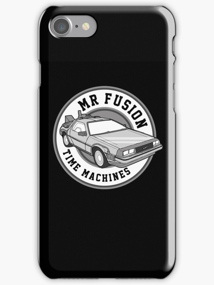 Back to the Future Mr Fusion Time Machines by Creative Spectator