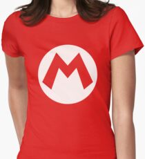 M Women's Fitted T-Shirt