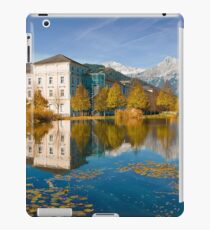 Stift Admont in autumn iPad Case/Skin