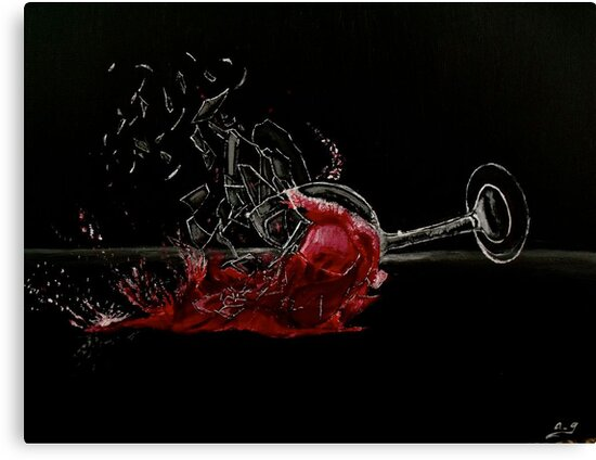 Image result for broken glass wine photography
