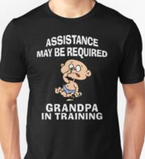 Funny New Grandpa Unisex T-Shirt