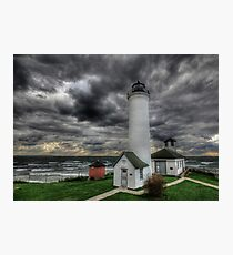 Tibbett's Point Lighthouse Photographic Print