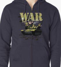 WAR PIGS Zipped Hoodie