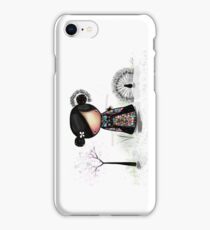 iPhone and iPad Patchwork Kimono iPhone Case/Skin