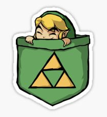 Legend of Zelda - Pocket Link Sticker