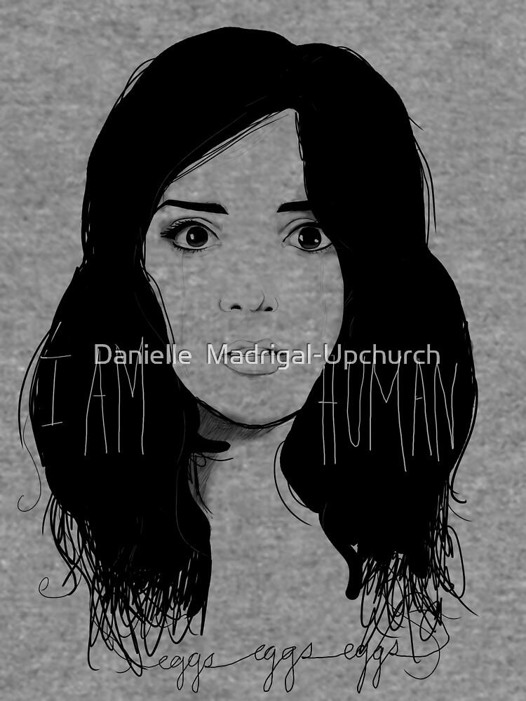I am Human by nellmeowmeow