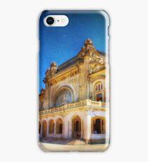 Casino in Ruins iPhone Case/Skin