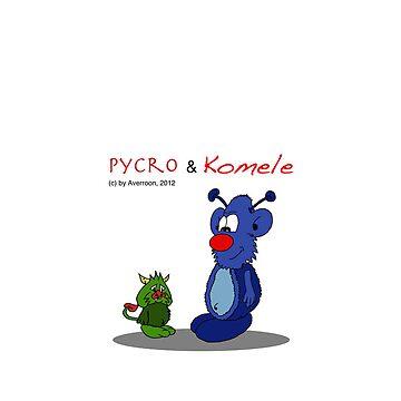 Pycro+Komele 1 by Averroon