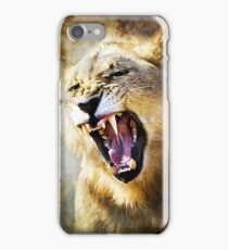 FIRE IN HIS SPIRIT iPhone Case/Skin