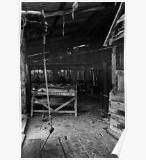 Shearers Shed #2 Poster