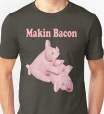 ✾◕‿◕✾ MAKIN BACON TEE SHIRT ✾◕‿◕✾ Unisex T-Shirt