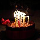 Birthday Cake  by William Arnold