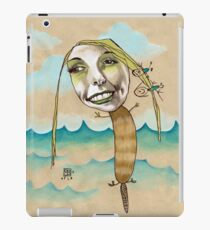 Platypus with People Hairclips iPad Case/Skin