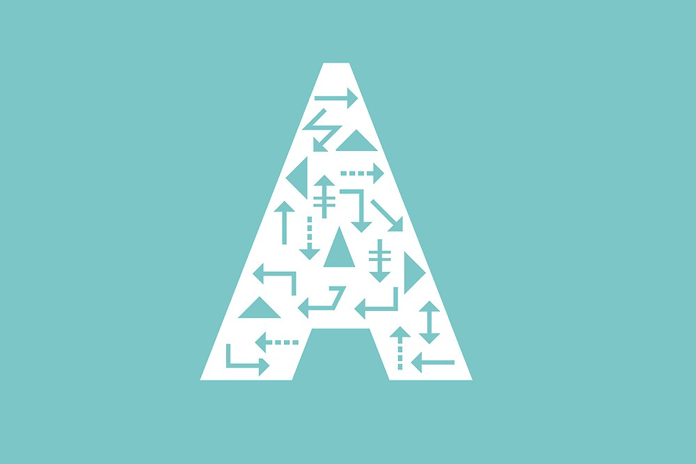 A is for Arrow by spacie