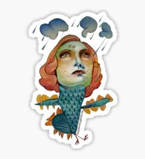 Into the Storm Sticker