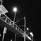 Footbridge by Richard Owen