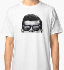 JFK Pop-Art t-shirt (black & White) Classic T-Shirt