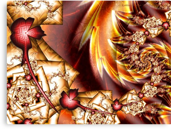 Fallen Leaves by rocamiadesign