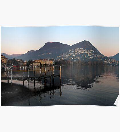 Lugano Poster