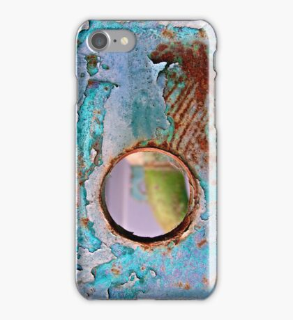 'O' iPhone Case/Skin