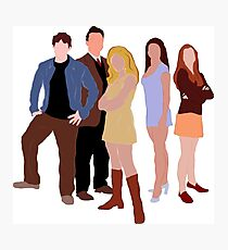 The Original Scoobies Photographic Print