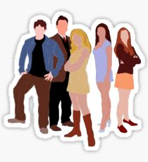 The Original Scoobies Sticker