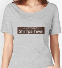 Historic Shi Tpa Town Women's Relaxed Fit T-Shirt