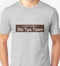 Historic Shi Tpa Town T-Shirt