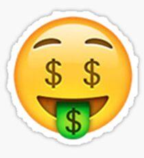 Money Emoji Sticker
