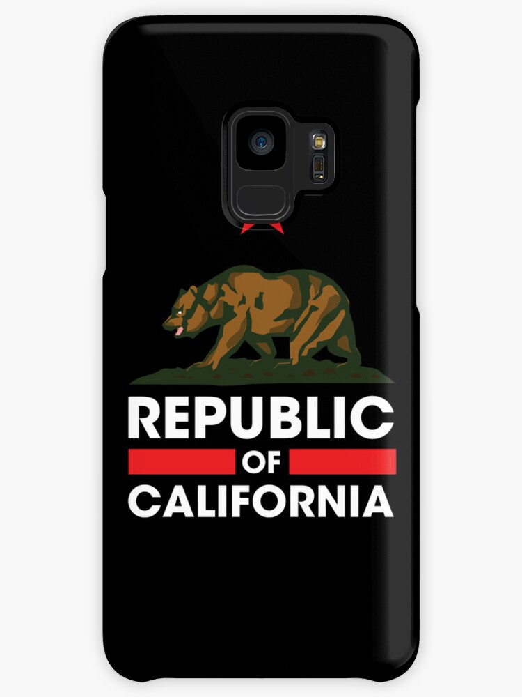 Republic of California - Dark by BrandOne